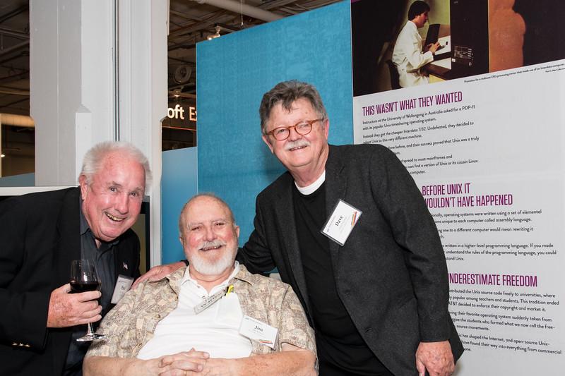 More Paul Terrell with Jim Warren