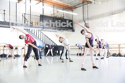 Westside Ballet Class 10/3/20