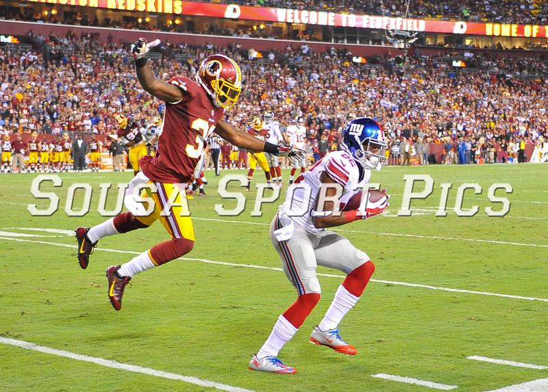 2014 NFL Washington Redskins