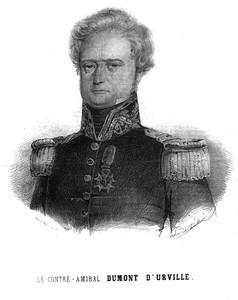 Jules Dumont-d'Urville