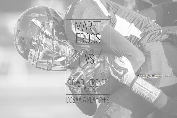 Maret vs Sidwell Friends