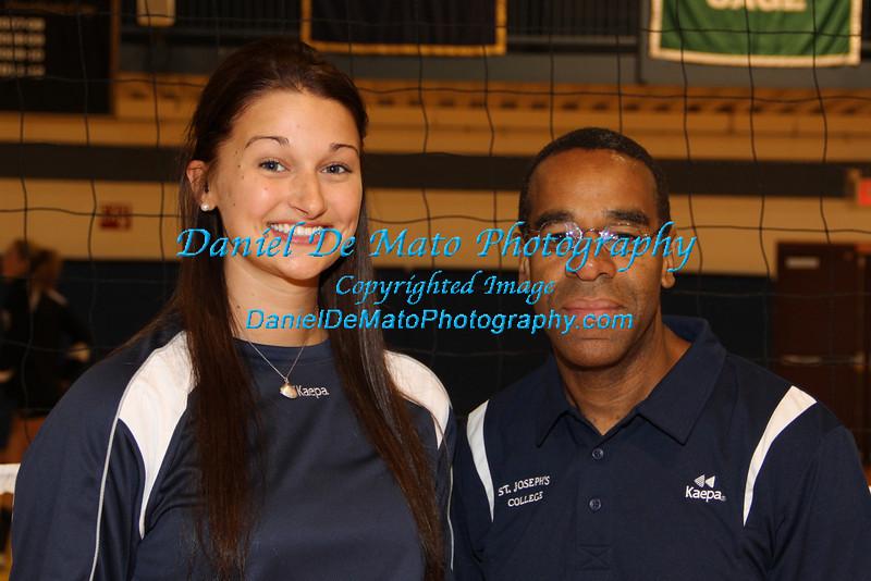 2013 St. Joseph's College Women's Volleyball Team