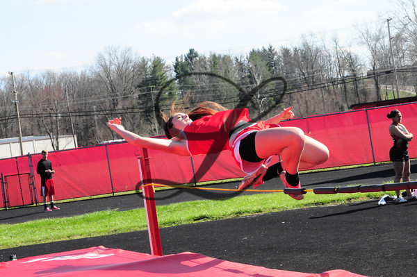 JHS VC OH WHS Track 2014