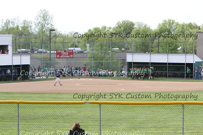 WBHS Softball vs Poland - District Semi