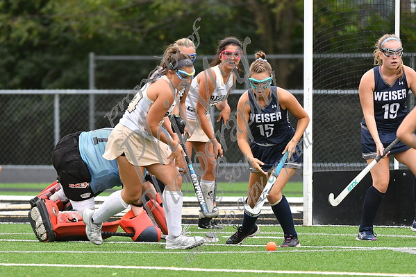 Conrad Weiser vs Berks Catholic High School Field Hockey 2018 - 2019