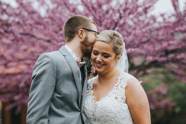 Mr. + Mrs. McDanel