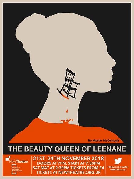 The Beauty Queen Of Leenane poster
