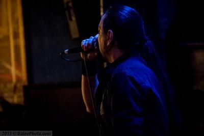2013.12.28. - The Unplugged Faces a Pecsa Caféban