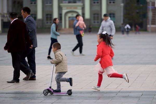 Around Ulaanbaatar 2017