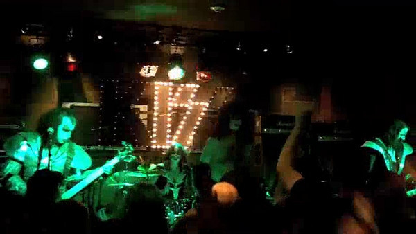 """Destroyer - The Ultimate KISS Tribute @ Z's 7-224-10 """"Rock N Roll All Nite"""".m4v"""
