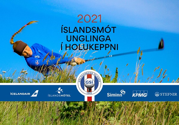 Íslandsmót unglinga í holukeppni 2021