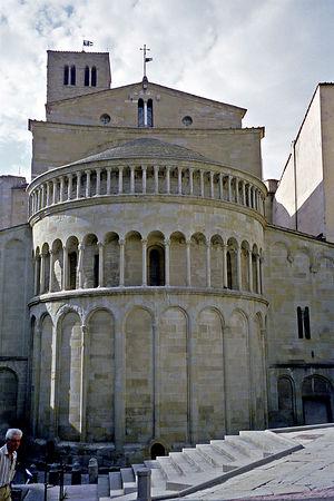 Italy - 1993 - Tuscany: Arezzo, Monterchi, Sansepolcro.