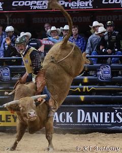 PBR 2013 Last Cowboy Standing - Round 1