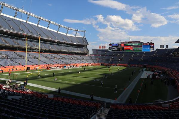 Denver Broncos and CU/CSU