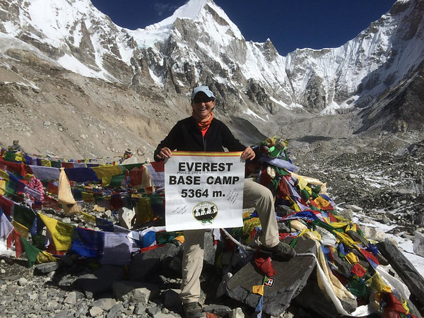 Everest Base Camp 2014