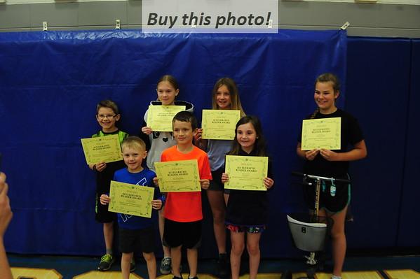 BBE elementary awards 05-30