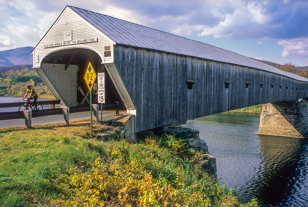 Southern Vermont  (just begun)
