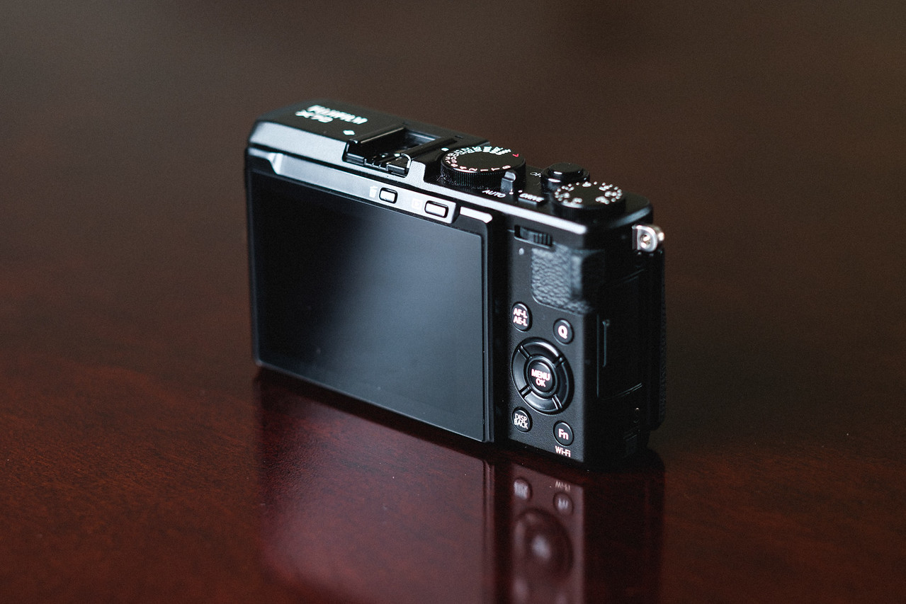 Fujifilm X70 Best Memory Card