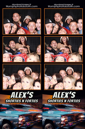 12/31/20 - Alex's Birthday