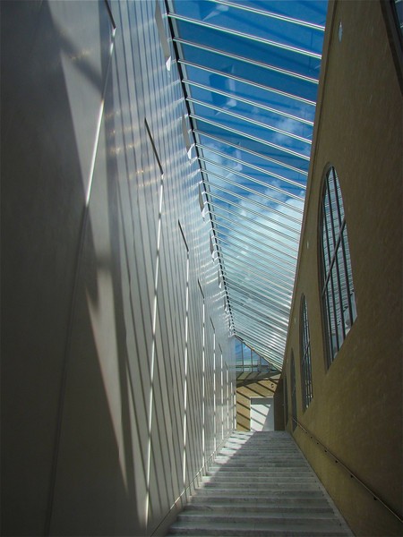 inside the Ny Carlsberg Glyptotek museum