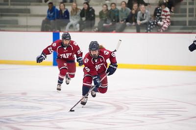 2/25/17: Girls' Varsity Hockey v Hotchkiss