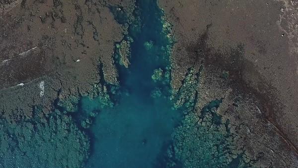2018-04-21 Snorkeling at Toguan Bay (drone view)