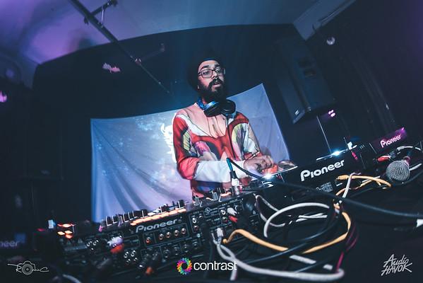 Contrast & Audio Havok Presents : Noisecontrollers and MC Tellem