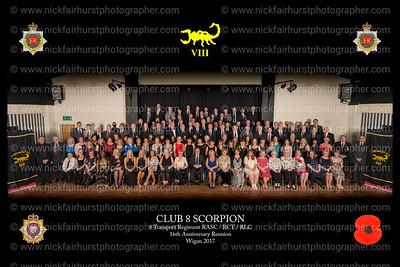 CLUB 8 SCORPION