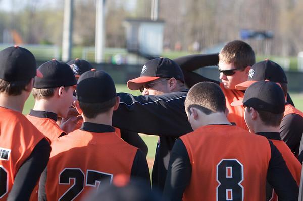 ND Knights 14U Baseball vs Brown
