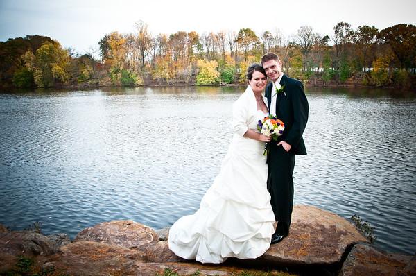 Megan and Damon-Wedding
