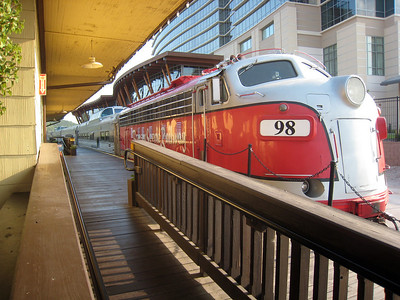 Branson Scenic Railroad at Branson Landings