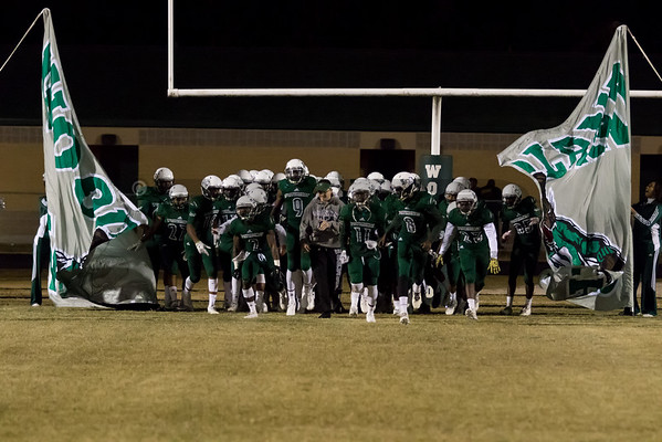Woodland vs Marion football 11-18-16