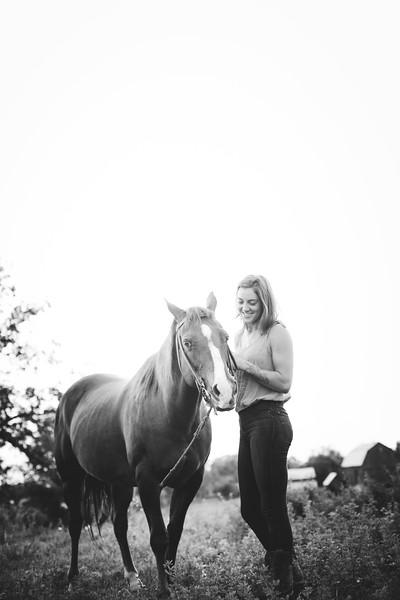 Megan Horse mini