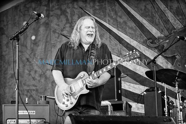 Gov't Mule @ Gentilly Stage (Fri 4/22/16)