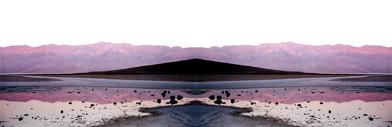 Death Valley Mirage