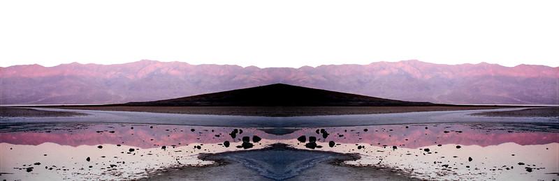 Death Valley Mirage