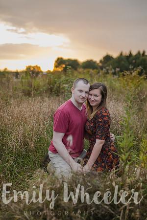 Kalie & Darrin Engagement