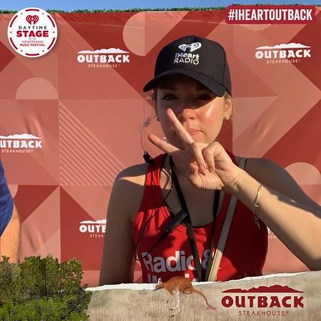 VIDEOS - Outback - iHeartRadio Music Festival