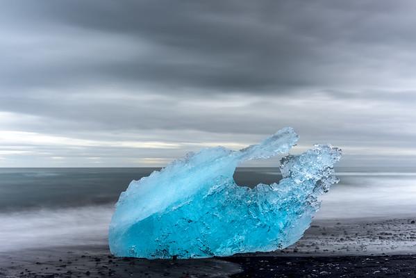 Iceland Icebergs 2015