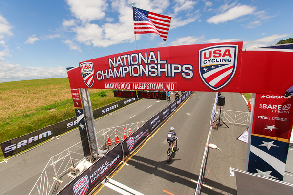 USAC Amateur Road Nationals 2019 - Time Trial