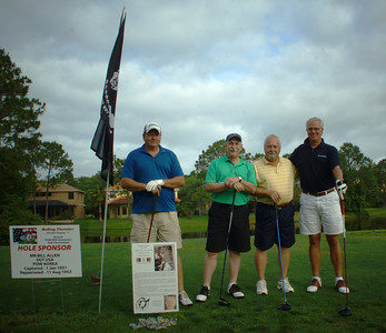 4th Annual Golf Tournament-Group Shots