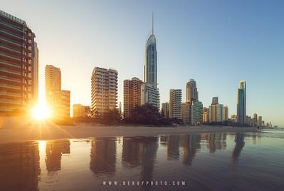 Australie, les avant/après