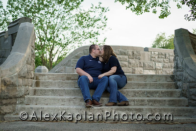 Engagement Session at Verona Park, Verona New Jersey