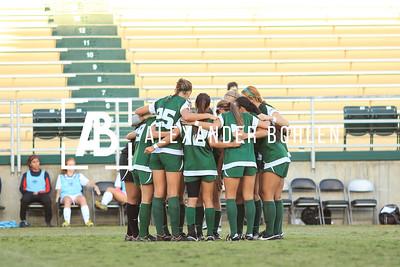 2014 Cal Poly Women's Soccer vs St. Marys