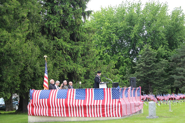 Winsted Memorial Day Service 2017