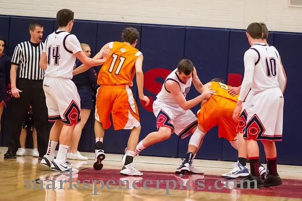 Basketball SHS vs Timpview 1-22-2013
