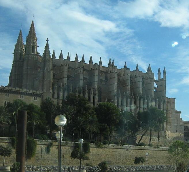 Palma de Mallorca - Basilica de Sant Francesc