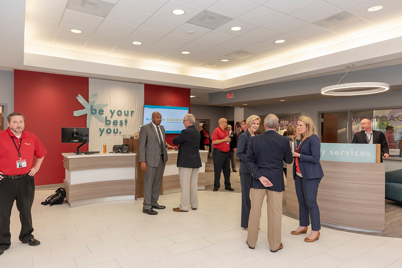 Allegacy Ribbon Cutting Event