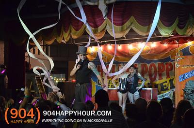 Mavericks - Hellzapoppin Circus SideShow Revue - 3.21.14