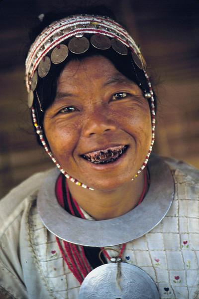 Ahka, Sarm Yaek, Thailand 1989